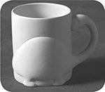 Brontosaurus Mug $22