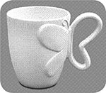 Butterfly Mug $22