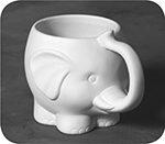 Elephant Mug $22