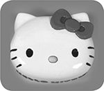 Hello Kitty Box $23