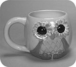 Eleanor Owl Mug $22