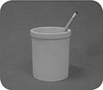 Plain Pencil Holder $21